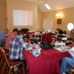 MBE Skillnet participants at the Electrical Systems Training held on the 3rd & 4th July 2013.